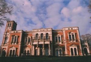 Воронцовский парк. Графский дворец.