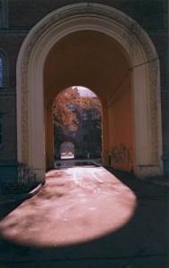 Три арки. (ул. Фрунзе)