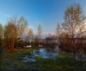 Специальная вылазка за 80км на озеро Пирос для встречи рассвета. Но не ожидали, что вода будет такая высокая. Летом здесь стоят палатки ))).